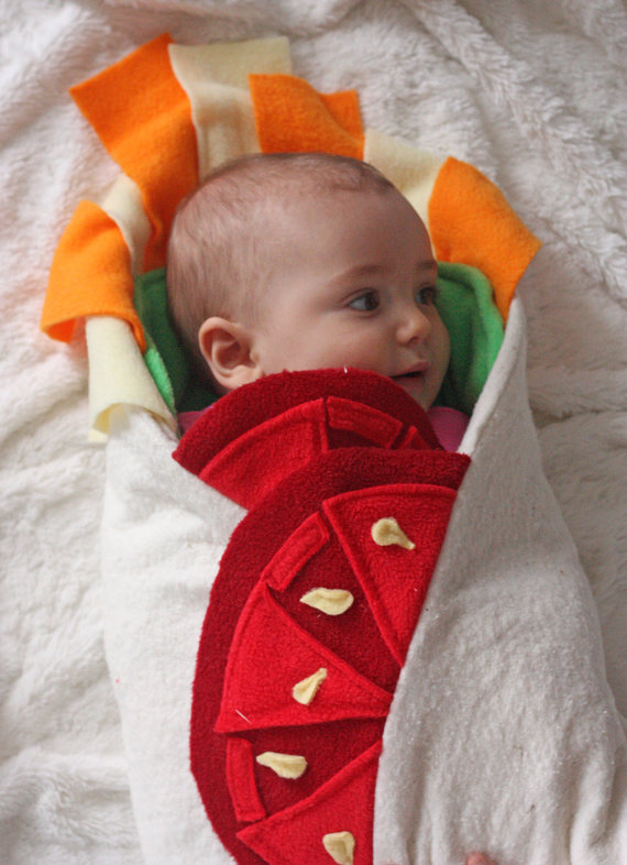 Best baby gift ever turns newborns into a burrito