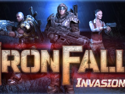 IronFall: Invasion review – Gears of War 3D