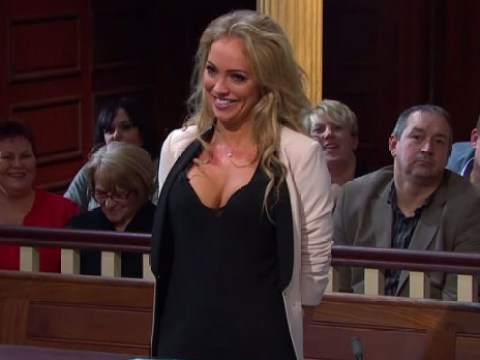 Hands up if you saw Big Brother's Aisleyne Horgan-Wallace turning up on Judge Rinder