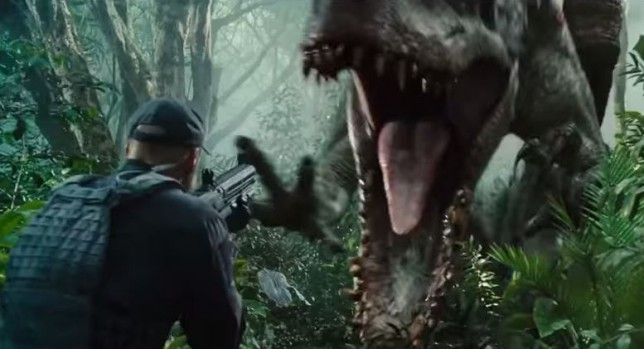 Jurassic World got the dinosaurs wrong in a major way, says film's palaeontologist