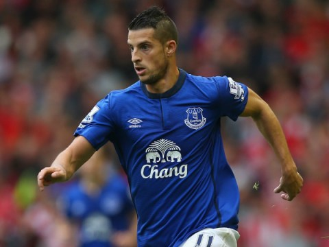 Tottenham 'set to make transfer offer for Everton ace Kevin Mirallas'