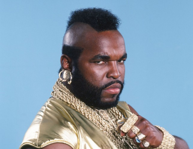 Mr T Gets His Own Perfectly Named Diy Show I Pity The Tool