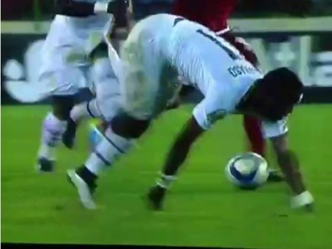 Celtic's Mubarak Wakaso 'turns into a dog' after African Cup of Nations tackle