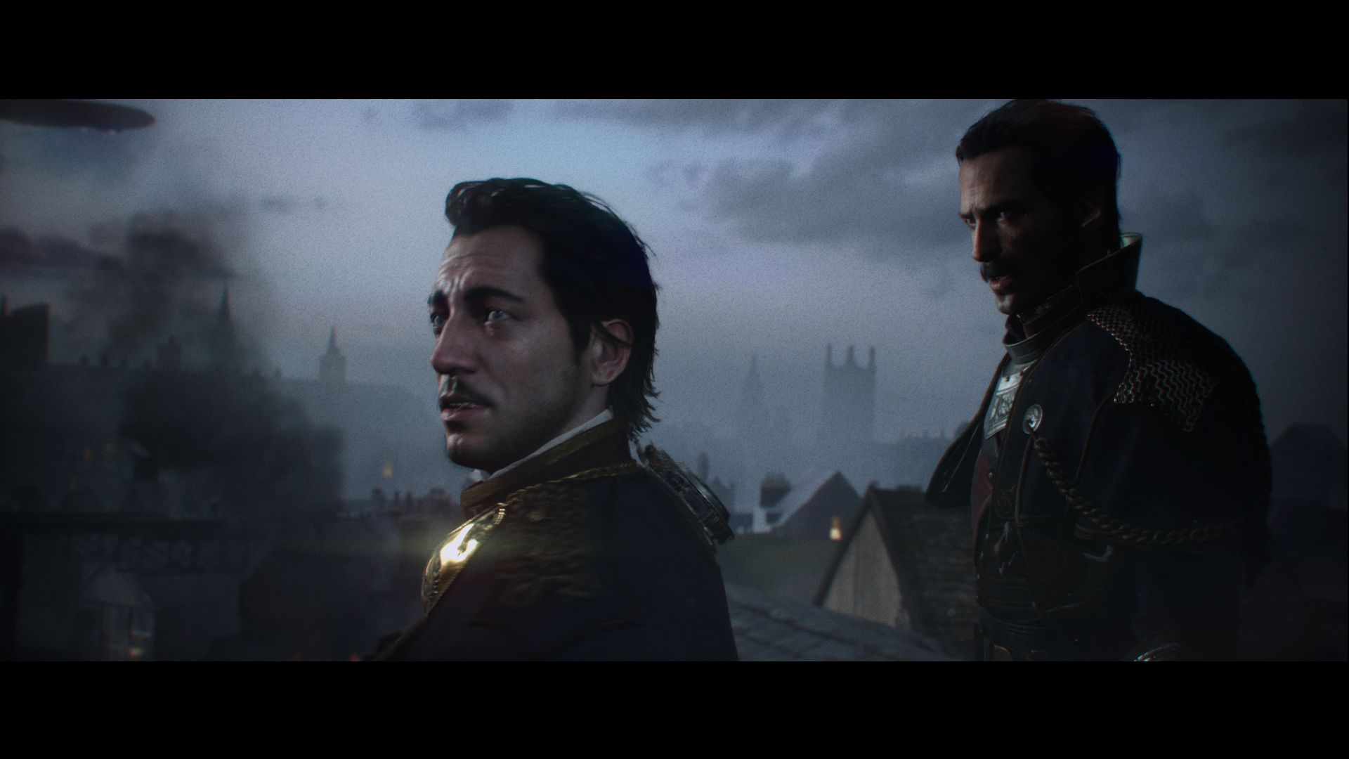 The Order: 1886 - number one despite the reviews