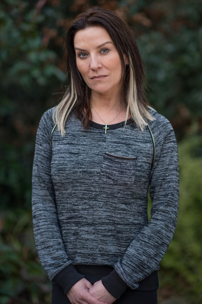 REENIE MCQUEEN Played by Zoe Lucker
