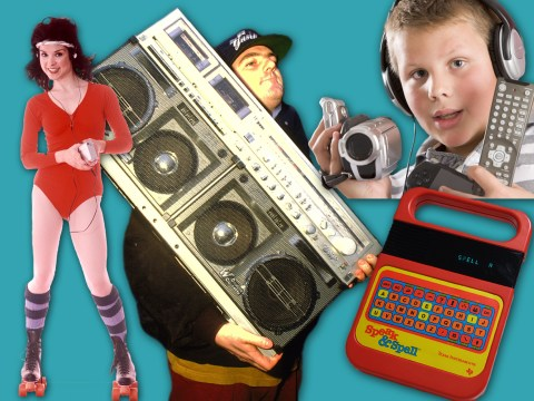 12 pieces of 80s tech that felt really futuristic… but seem naff now