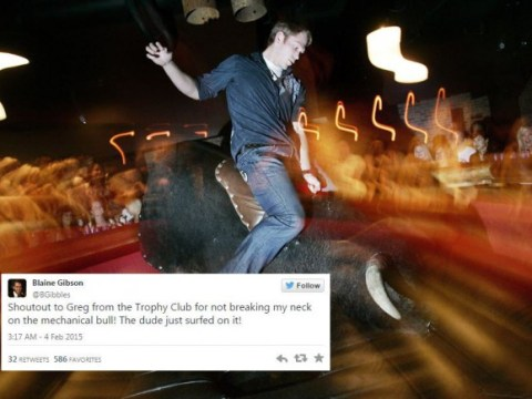 This guy got stood up, so he took his Twitter followers on the best (date free) night of his life