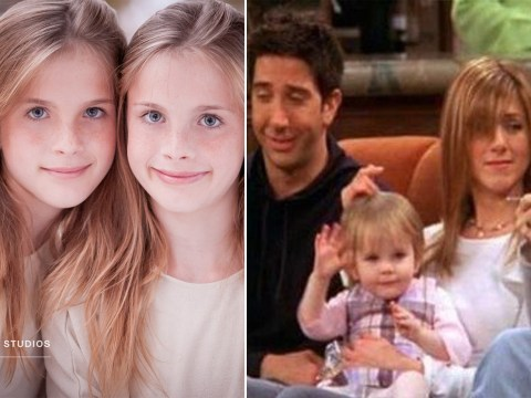 Meet the Sheldon twins: This is what baby Emma from Friends looks like now
