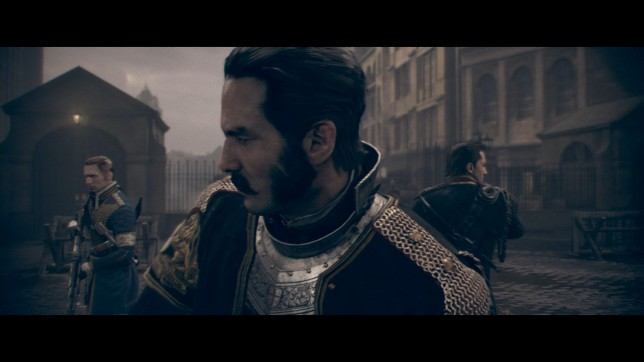 The Order: 1886 (PS4) - gears of bore