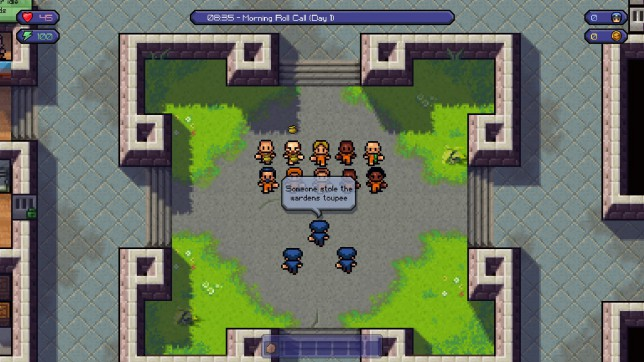 The Escapists (XO) - prison break '80s style
