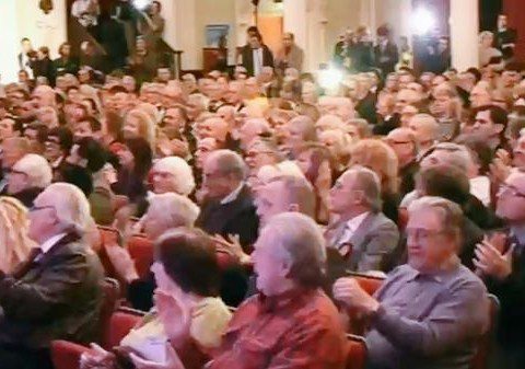Does this picture at the UKIP conference truly represent its membership?