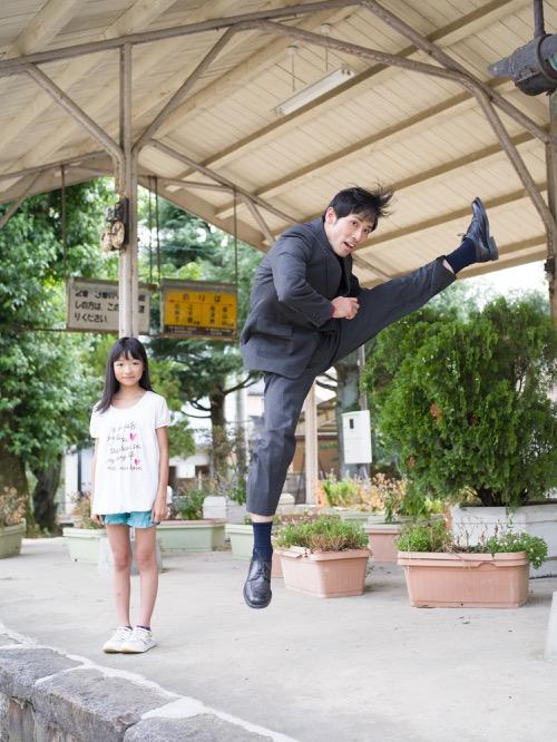 And daughter!  Sora Lehman  Photobook by © YUKI AOYAMA link back: http://yukiao.jp/
