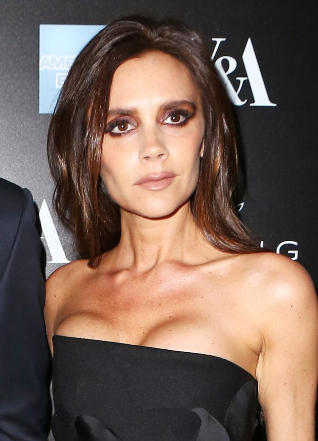 how many c sections has victoria beckham had