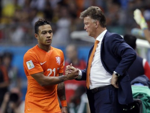 Memphis Depay would be a perfect target for Manchester United