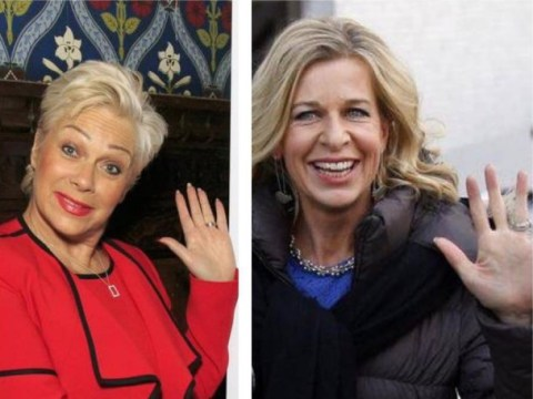 Denise Welch brands Katie Hopkins a 'Bully. Bigot. B****' during Twitter row