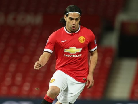 Radamel Falcao: I need to find a club where I can play more but I will fight for Manchester United future