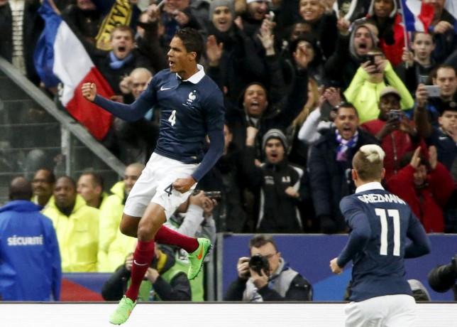 Chelsea closing in on Europe's 'best young defender' Raphael Varane