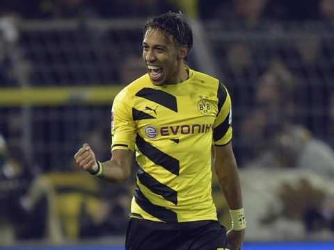 Manchester United 'scouting Pierre-Emerick Aubameyang ahead of summer transfer'