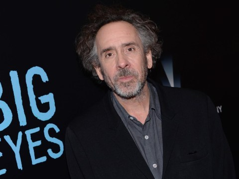 EXCLUSIVE: Tim Burton suffers 'minor injury' on film set in Blackpool