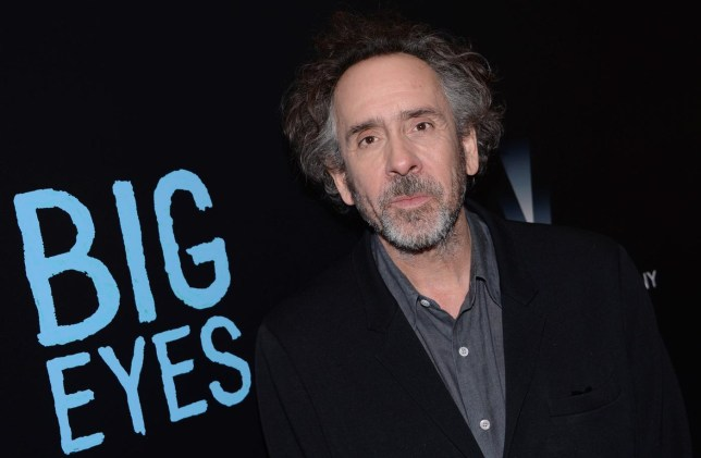 Tim Burton had to go to hospital to treat a minor injury during filming of Miss Peregrine's Home for Peculiars in Blackpool (Picture: Evan Agostini/Invision/AP)