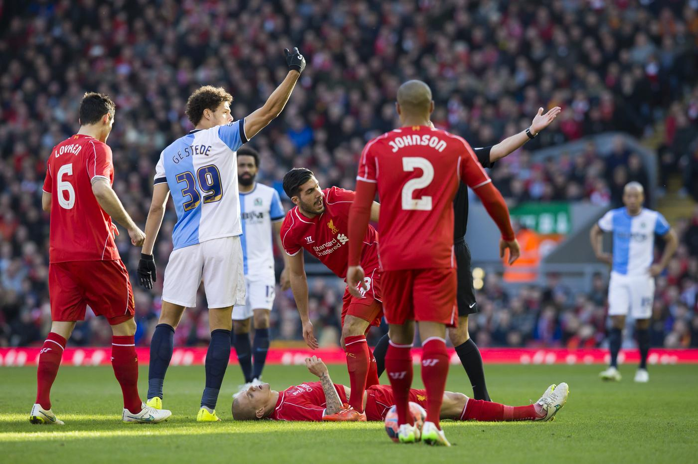 Losing Martin Skrtel to injury exposed some of Liverpool's attacking flaws
