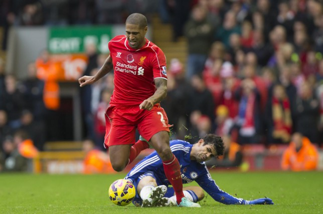 Liverpool's Glen Johnson sets sights on 'transfer abroad' at the end of the season
