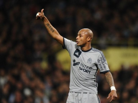 Newcastle United 'begin talks with Marseille's Andre Ayew over possible free transfer to St James' Park'