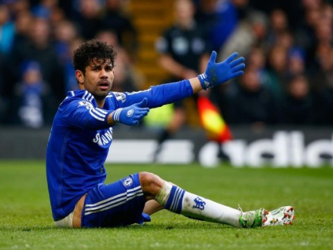 Chelsea striker Diego Costa says Premier League defenders try and take him out of games with tough tackles