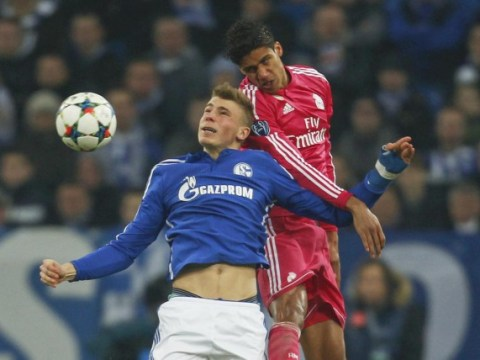 Raphael Varane to snub Arsenal and Chelsea for Manchester United transfer