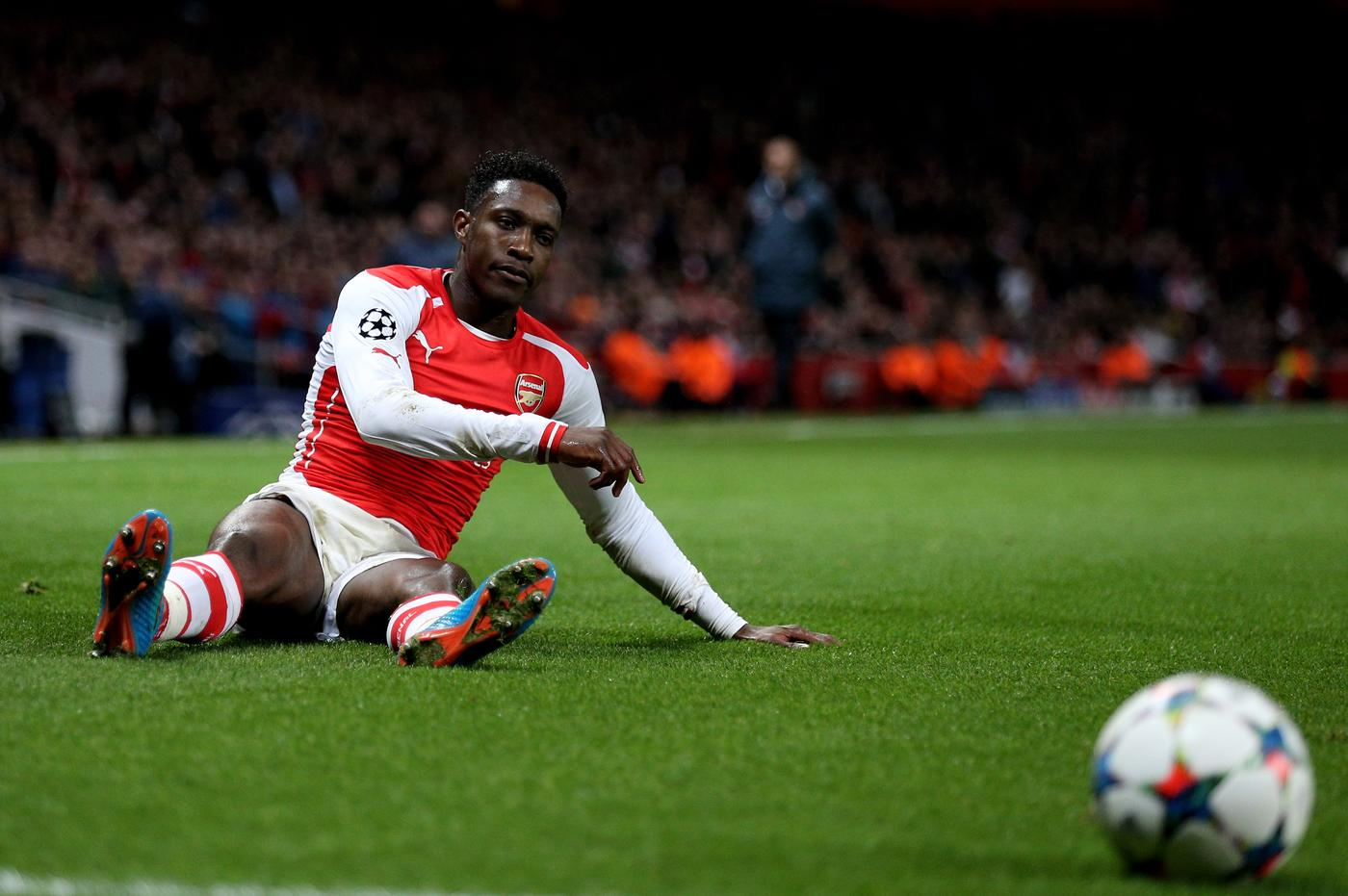 Olivier Giroud's top form for Arsenal poses dilemma for Danny Welbeck