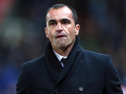 Everton fans growing tired of Roberto Martinez's excuses after yet another defeat