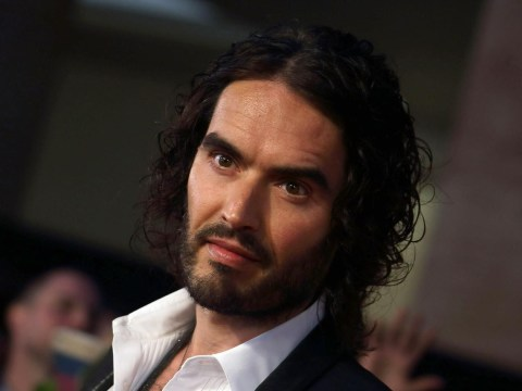 Russell Brand announces that he is going on a UK tour and it's called the 'Re:Birth'