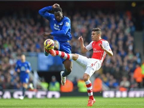 Gabriel Paulista shows Arsenal credentials by getting injured 36 minutes into third start