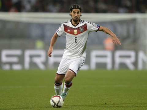 Arsenal set to be beaten to Sami Khedira transfer by Schalke
