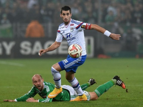 Arsenal set to miss out on Maxime Gonalons transfer if Lyon reach the Champions League