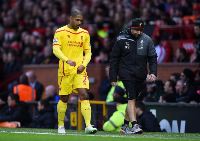 Liverpool defender Glen Johnson in line to leave Anfield to kick-start career