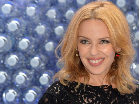 Kylie Minogue breaks down talking about ex Michael Hutchence on BBC's Desert Island Discs