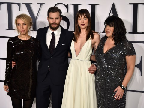 Sam Taylor-Johnson snubs EL James as she quits Fifty Shades Of Grey franchise