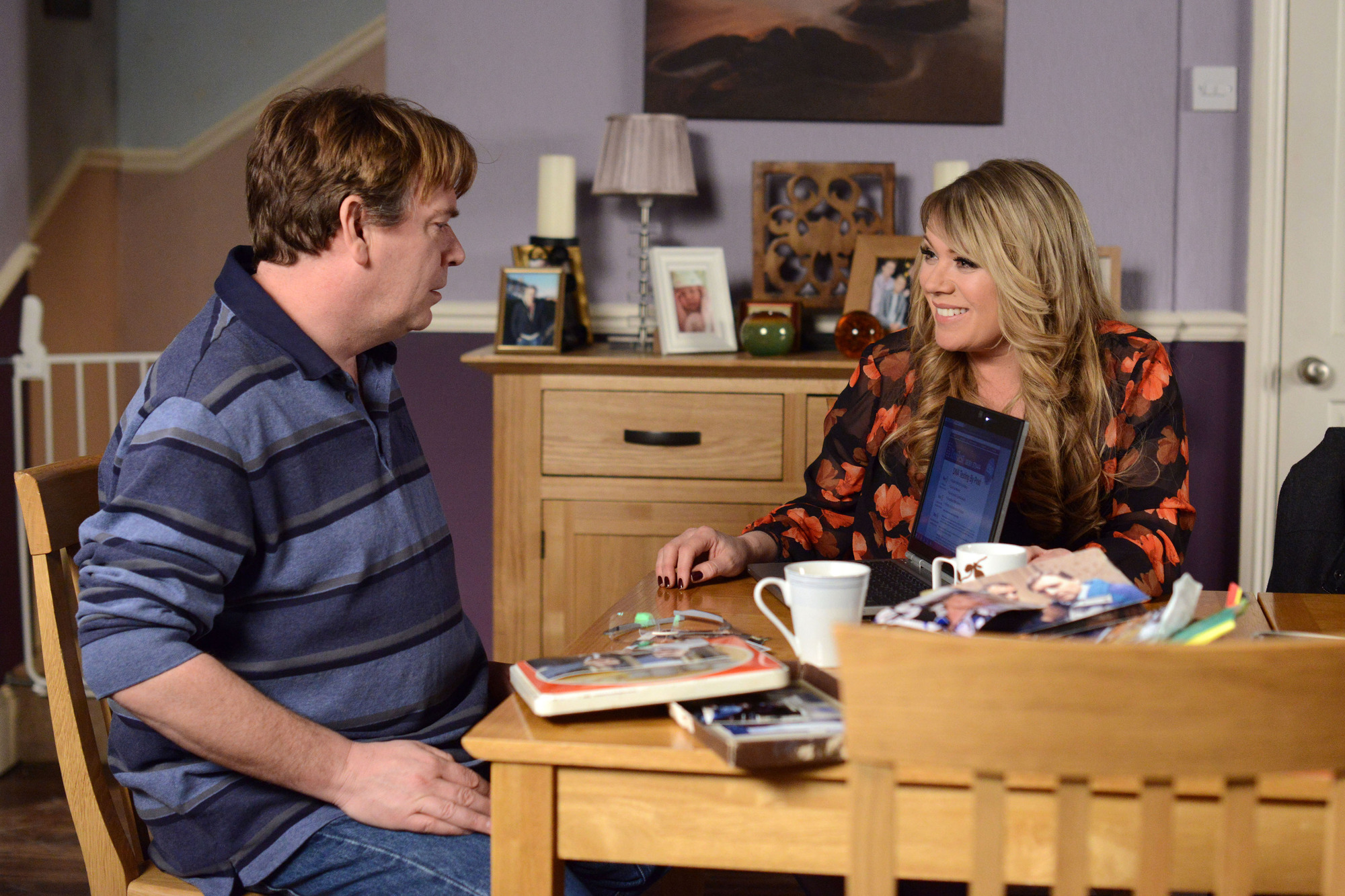 EastEnders spoilers: Sharon Mitchell and Ian Beale could be brother and sister in amazing new twist
