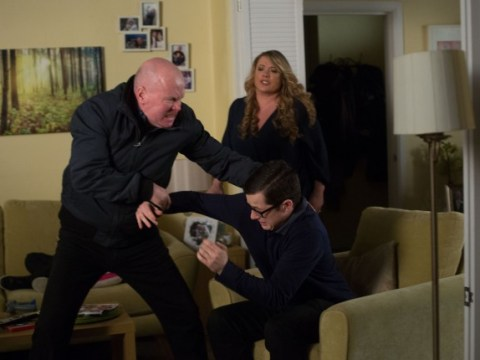 Whoa will Phil Mitchell murder his son, Ben in EastEnders?