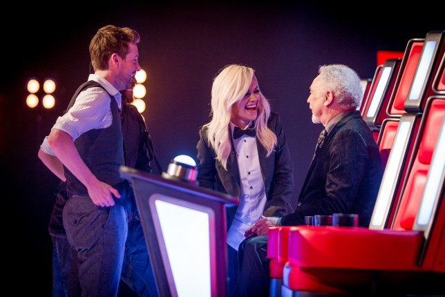 The Voice 2015: Teams Tom and Ricky go through the knock outs