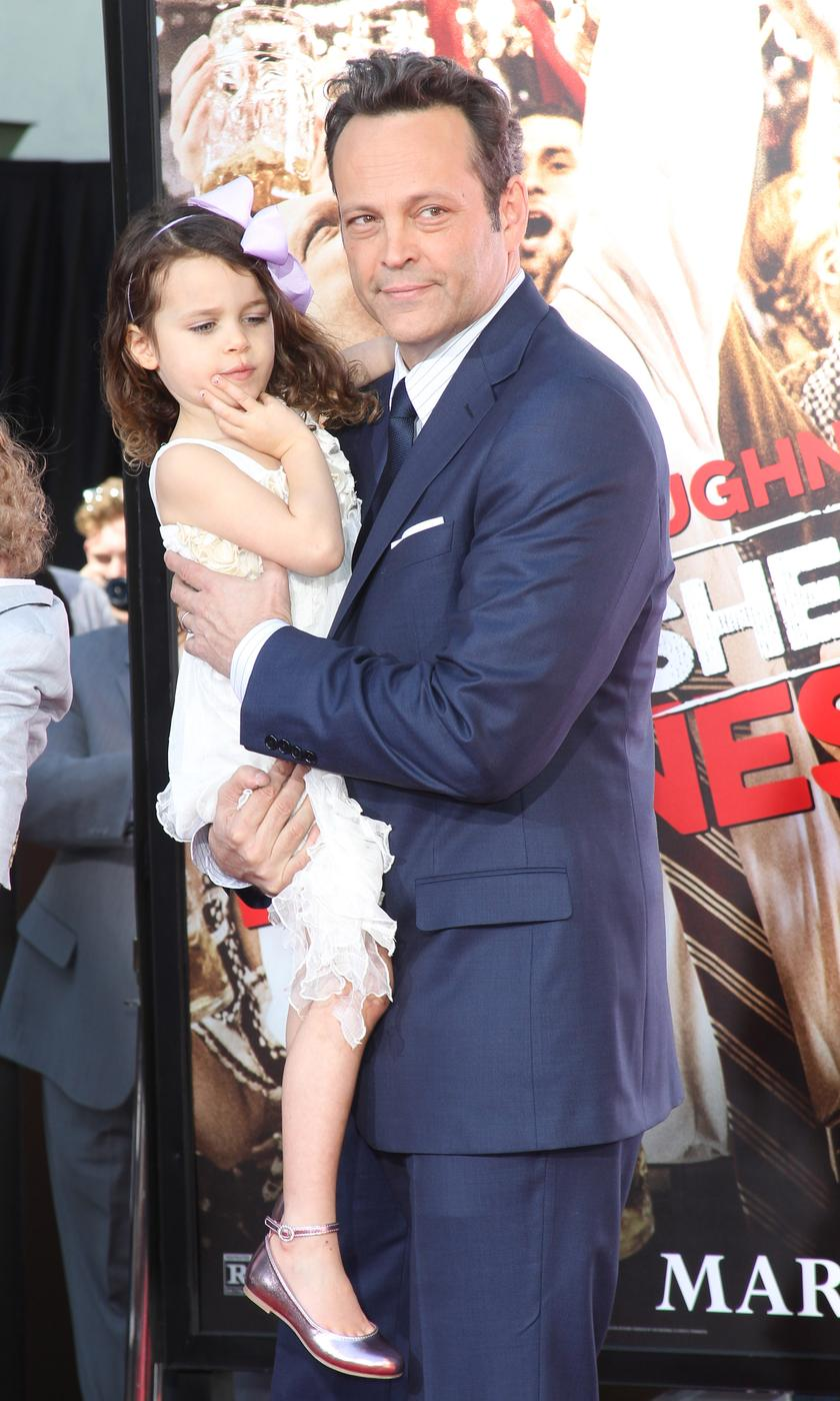 Why Vince Vaughn thinks Frozen could be 'doing some serious damage' to his daughter