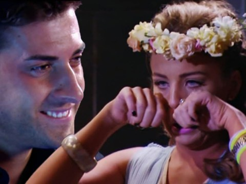 James 'Arg' Argent apologises to Lydia Bright during emotional TOWIE comeback