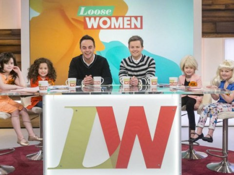 Ant and Dec slammed for discussing Kim Kardashian's bum in front of kids on Loose Women