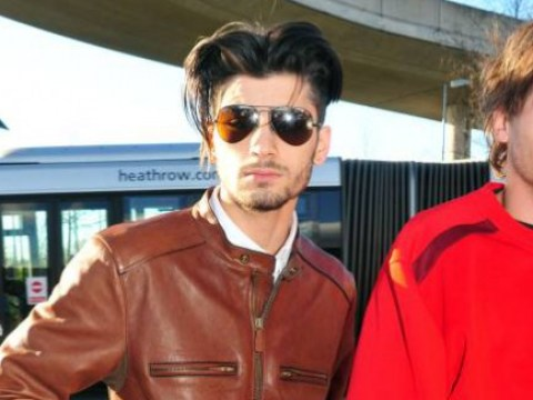 Seriously, what's going on with Zayn Malik's hair?