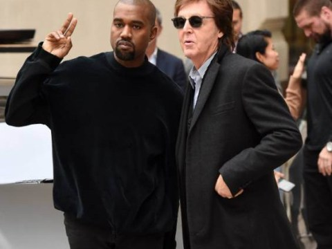 'He's a bit eccentric': Paul McCartney on his budding bromance with Kanye West