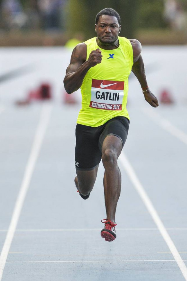 Justin Gatlin being re-sponsored by Nike may be wrong but if we cared enough, we would stop buying their products