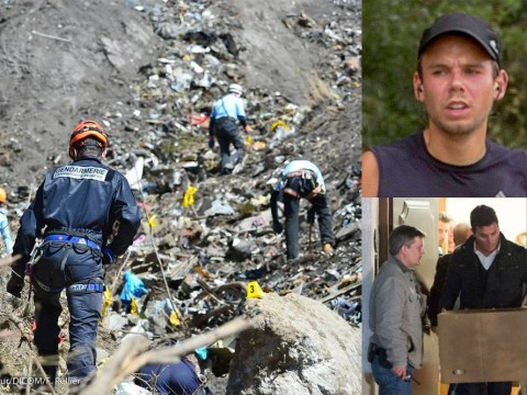 Germanwings flight 9525: Co-pilot hid evidence of his mental illness the day he crashed into mountain