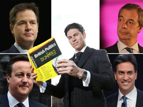 Politics just got reem: Joey Essex to interview David Cameron and Ed Miliband in new show