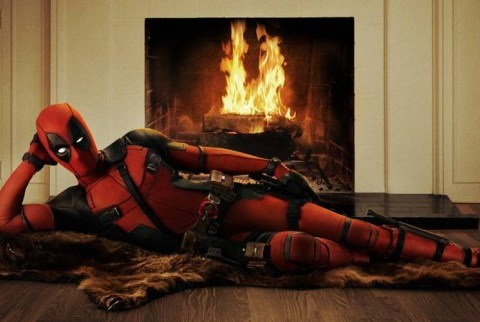 Thanks to Ryan Reynolds we now have a first look at the new Deadpool movie